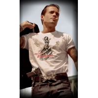 T-shirt pin-up rockabilly Rumble59.