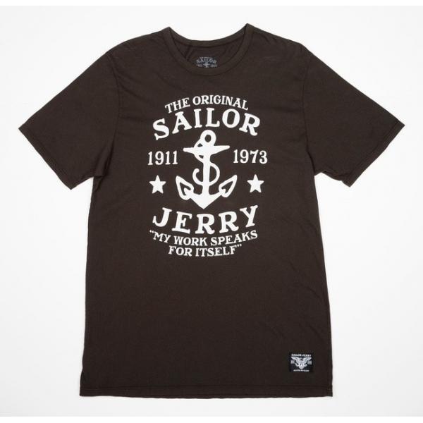 T-shirt Sailor Jerry My work.