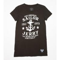 T-shirt femme Sailor Jerry, My work.