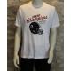 T-shirt casque football américain, Dickies Frackville.