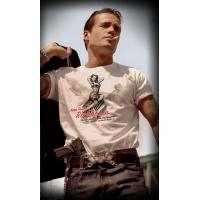 T-shirt pin-up rockabilly Rumble59.