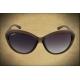 lunettes de soleil vintage chocolat