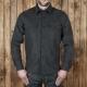 Surchemise en laine marron Pike Brothers 1943 CPO shirt.