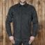 Surchemise en laine grise Pike Brothers 1943 CPO shirt.
