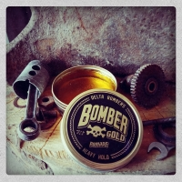 Shiner Gold pomade édition limitée Delta Bombers.