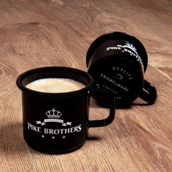 Tasse émaillée Pike Brothers