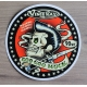 Sticker rockabilly Vince Ray.