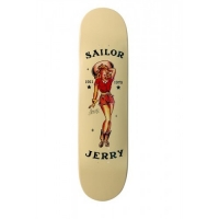 Planche de skate cowgirl Sailor Jerry.