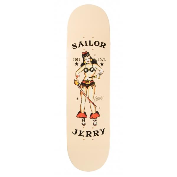 Planche de skate sailor jerry, Betty.