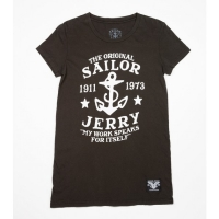 T-shirt femme Sailor Jerry, My work.