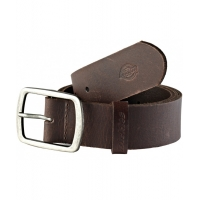 Ceinture en cuir marron Dickies Eagle Lake.