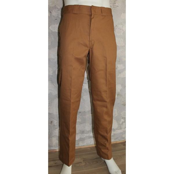 Pantalon Dickies 874 Brown duck, Edition limitée 50th anniversaire.