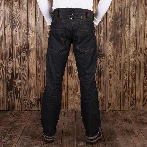 jeans pike brothers 1937 roamer pant blue black. Black Bedroom Furniture Sets. Home Design Ideas