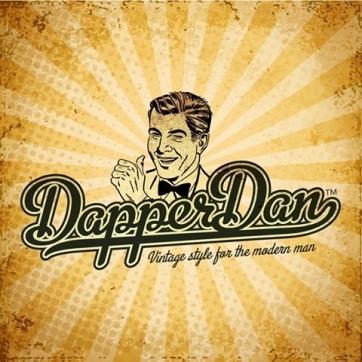 Dapper Dan - Cire coifffante et gomina Dapper Dan